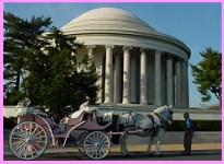 Tour the Jefferson Memorial in Style